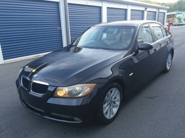 For some reason, it's hard for me to believe you can get an E90 this cheap