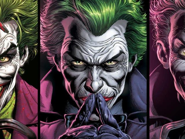 DC: s tre jokers komiker kommer att gå igenom Batgirl och Red Hood: s mest förödande traumor