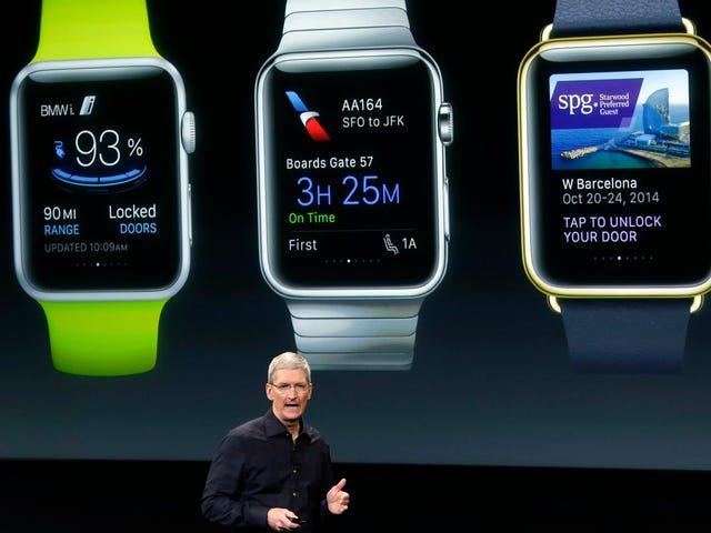Un Apple Watch 2 más rápido y mucho menos dependiente del iPhone