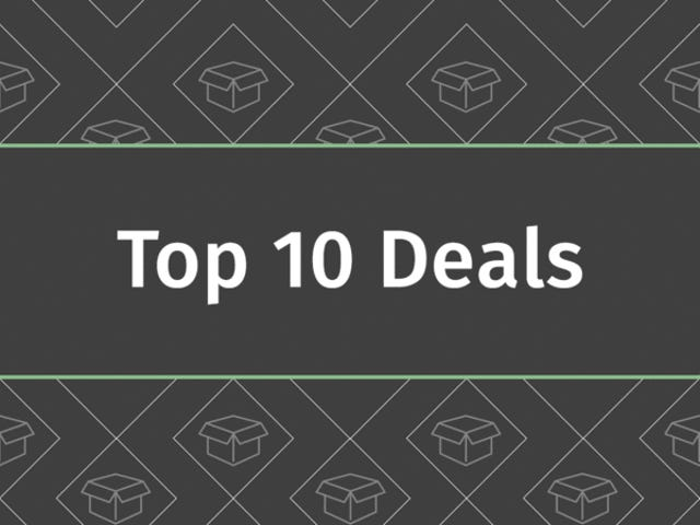The 10 Best Deals of May 1, 2018