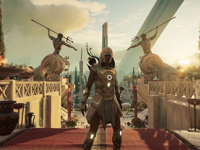 Η τελική πληρωμένη επέκταση της Οδύσσειας του Creed Assassin είναι καταπληκτική αν σας αρέσει το περίεργο πράγμα