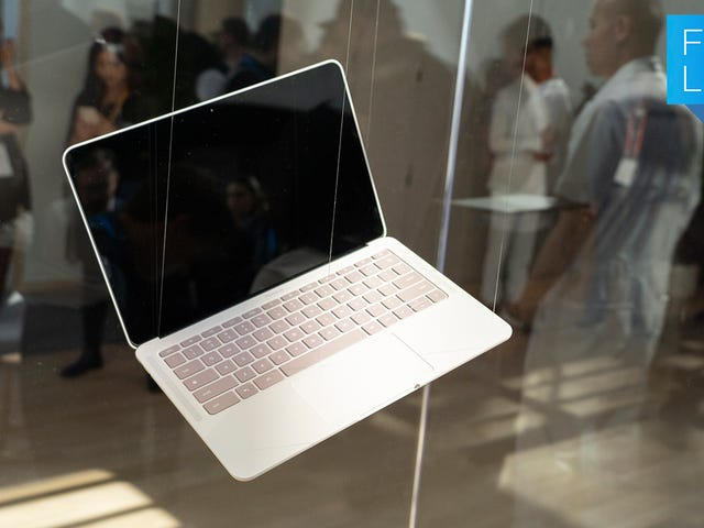 The Pixelbook Go Walks the Fine Line Between High Design and Great Value
