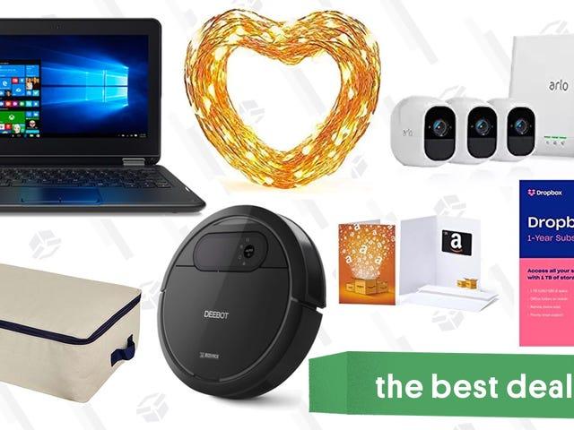 De beste deals van maandag: Dropbox Plus, beveiligingssystemen, verkopen op 4 juli en meer