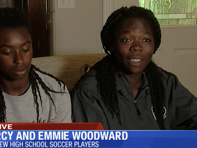 2 Black Utah High School Soccer Players ขึ้นอยู่กับการเหยียบเชื้อชาติ, Slurs จากแฟน ๆ ของทีม Rival