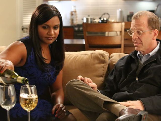 The Mindy Project explores Mindy's new dating world