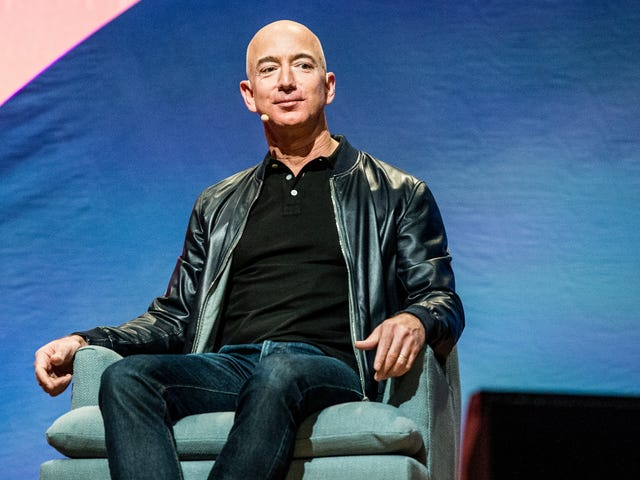 Jeff Bezos Ascends to Richest Dude Throne on Prime Day