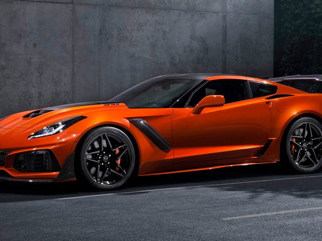 The 2019 Chevrolet Corvette ZR1: Meet The Fastest And Most Powerful 'Vette Ever
