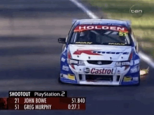 The V8 Supercars 'Lap Of The Gods' Redefined Fast
