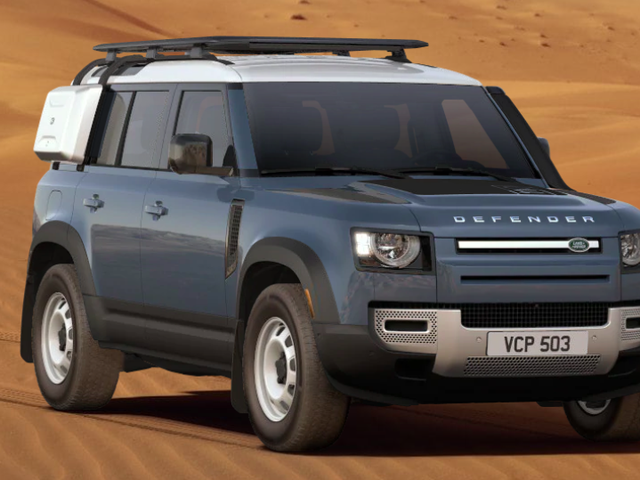 The 2020 Land Rover Defender Online Configurator Is Live And I 'Built' This Absolute Stunner