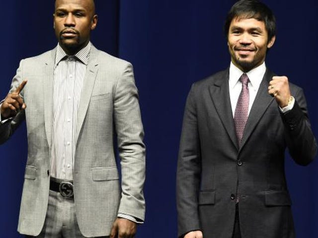 Mayweather vs Pacquiao: A Fight of Extreme