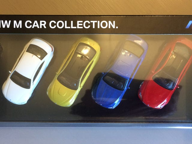 BMW M Car Collection (and hauler!)