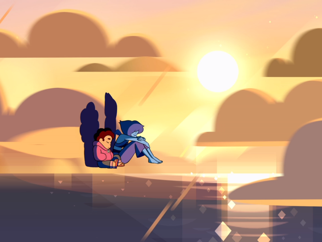 Lately, My Best Weapon Against Anxiety Is Steven Universe