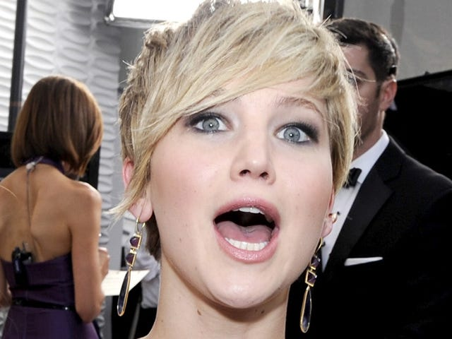 J. Law and David O. Russell Scream at Each Other, Terrify Onlookers