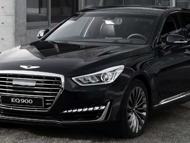 De nieuwe Genesis G90 is 'All-But Autonomous', beweert Hyundai