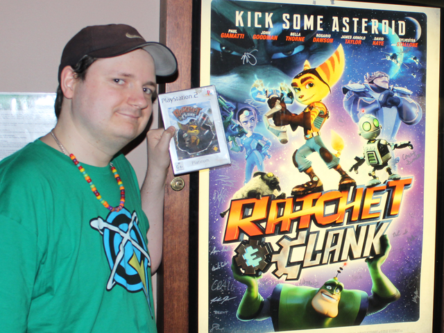 I Did the Only Ratchet & Clank Screening in New Zealand