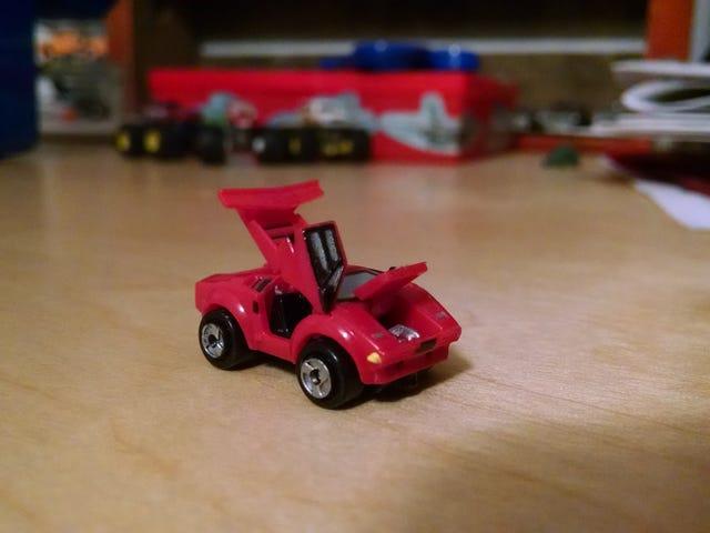 Jeudi jouet minuscule: c'est sûr que c'est un Lambo, mec