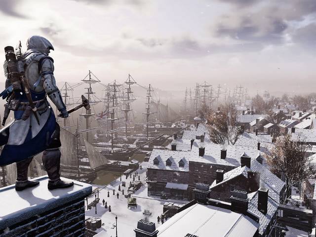 The ControversialAssassin's Creed III Is More Impressive In 2019