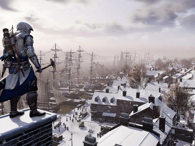 Kiistanalainen Assassin's Creed III on vaikuttavampi vuonna 2019