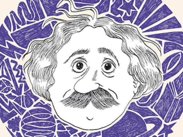 Nobrow exklusivt: Einstein utforskar historien bakom geni