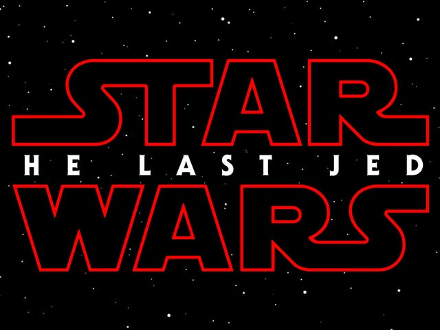 """""""At the darkest moment comes the light"""": Thoughts on Star Wars: The Last Jedi"""