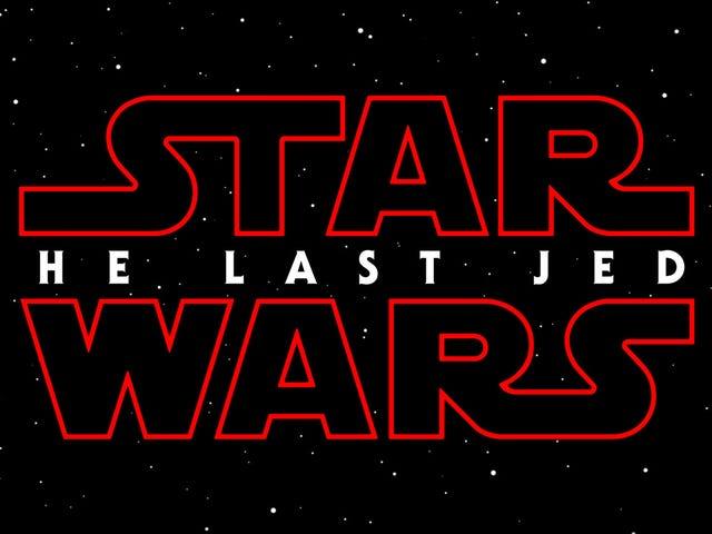 """I det mørkeste øjeblik kommer lyset"": Tanker om Star Wars: The Last Jedi"
