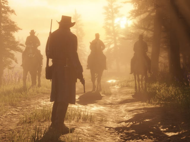 <i>Red Dead Online's</i> Big Update Is Testing The Patience Of Frustrated Players