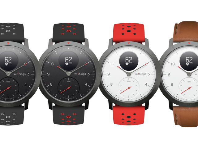 The Real Withings Returns With a Smarter and Sportier Smartwatch