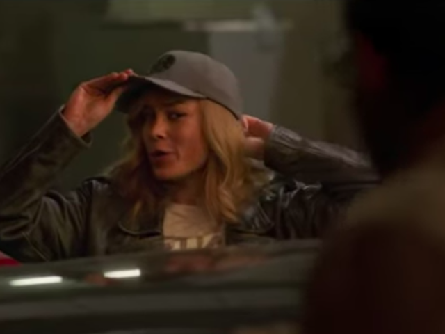 The new Captain Marvel trailer suggests a Carol Danvers and Nick Fury buddy comedy