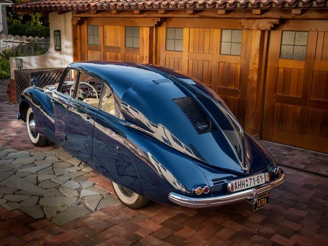 Rear-engine air-cooled V8 anyone?