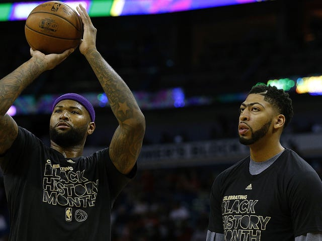Lakers Sign DeMarcus ξάδελφοι και Rajon Rondo, Inch Closer να Twisted Re-Δημιουργία του 2017-18 Pelicans