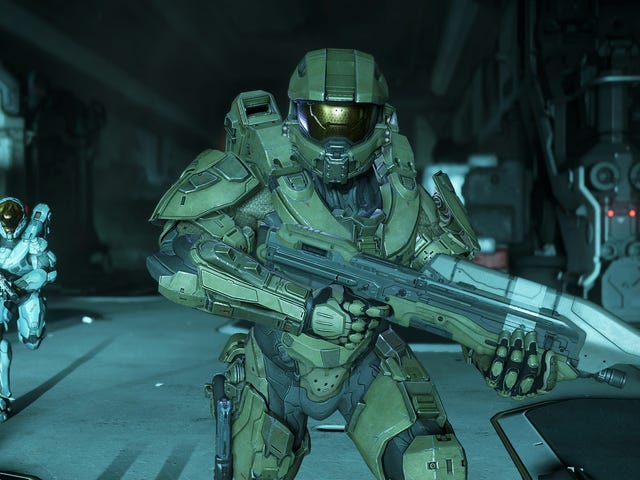 Nyren's Corner: What's Next for Halo? A PC Port of Halo 5 Supposedly