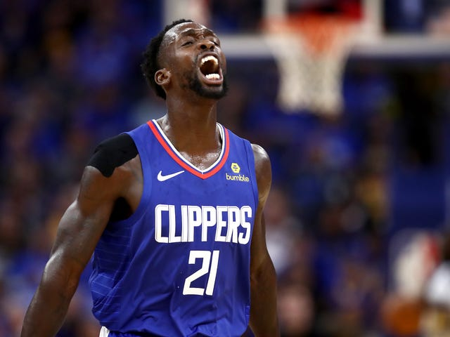 Patrick Beverley Mercilessly Taunts Warriors Fans After Clippers Ruin New Opening Night Arena