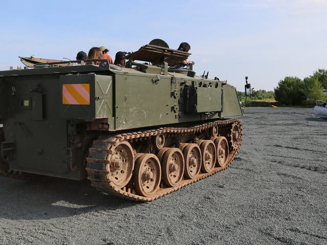 How To Peacefully Import An Armored Vehicle