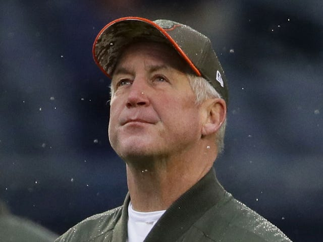 """John Fox On Bears: """"We Don't Know Exactly What We're Doing"""""""