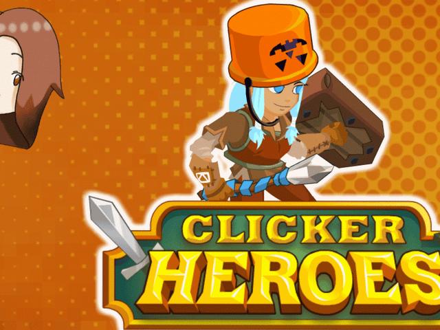 Clicker Heroes n'est pas mauvais du tout.