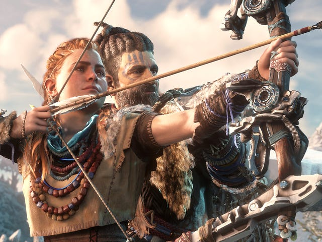 Video Game Characters Are Terrible At Archery