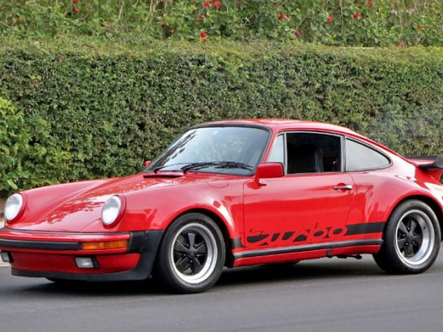 At $49,870, Could This 1979 Porsche 911SC '930 Turbo' Be A Bucket List Fantasy Fulfilled?