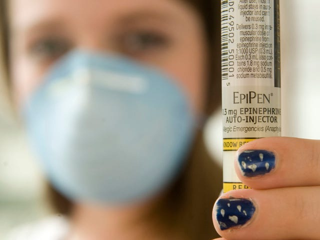 Generic Version of Life-Saving EpiPen for Children Is Finally Hitting the Shelves