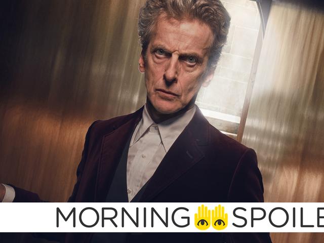 Vielä enemmän lähdön huhuja, jotka tulevat <i>Doctor Who</i>