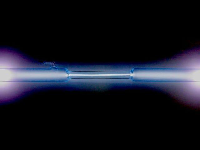 물리학자가 직접적으로 관찰 된 가장 희한한 사건을 어떻게 측정 했는가?