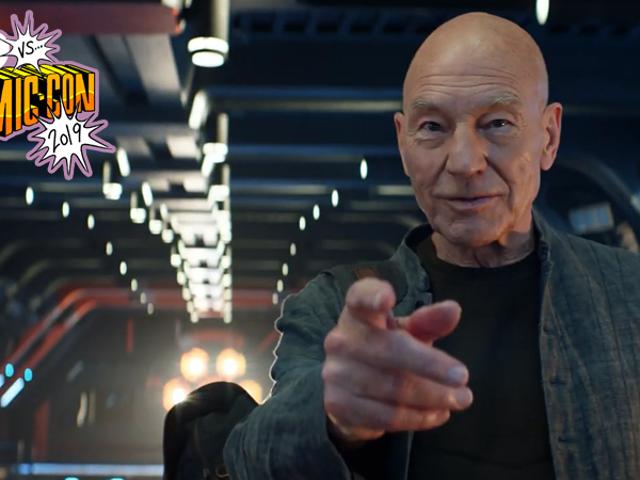 Dalam Trailer Penuh Pertama untuk Star Trek: Picard, Jean-Luc Berkumpul Crew Baru dan Familiar