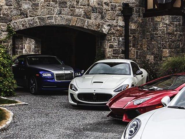 Dream Garage: Four Favorite Brands Edition
