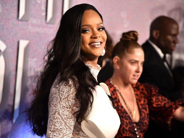Shine Bright: Issa Rae, Childish Gambino and More Make an Impact at Rihanna's 4th Annual Diamond Ball