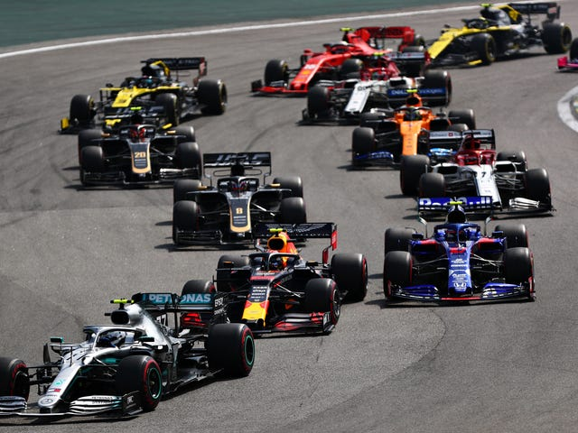 What Does Formula One Need To Do To Improve Its Racing?