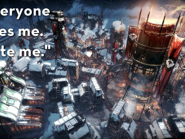 Frostpunk, As Told By Steam Reviews
