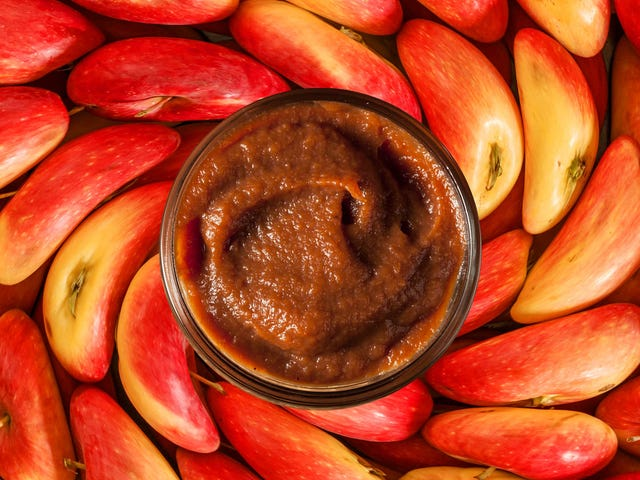 You can make honest-to-goodness apple butter in just 90 minutes