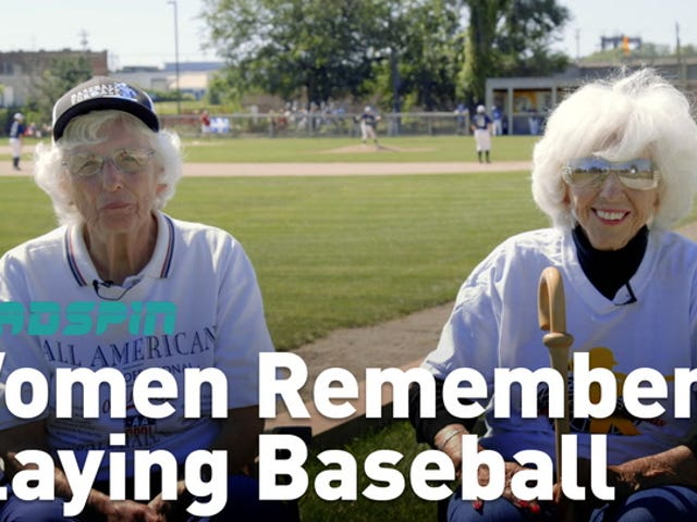 เมื่อผู้หญิงเล่นเบสบอล