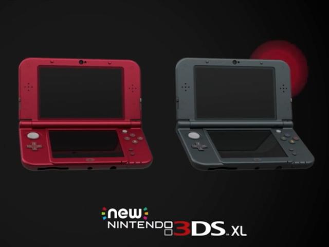 3DS XL Baru Datang Ke Amerika Pada Bulan Februari, Lebih Kecil Satu MIA