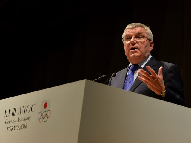The IOC Graciously Takes Credit For Improved Relationship On Korean Peninsula