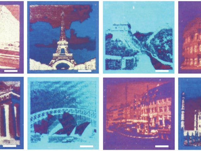 This Laser Printer Creates High-Res Color Images Without a Single Drop of Ink